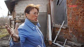 Жителі Балаклії показали руйнування в квартирах