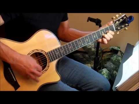 In Your Eyes - Peter Gabriel Acousic Guitar Chords