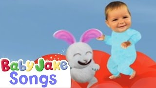 Baby Jake - The Magic Baby Jelly Wobble Song