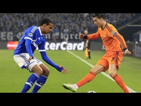 Cristiano Ronaldo • The King of step over • Dribbling skill