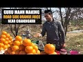 Sneak Peek - Guru Mann making Road Side Orange Juice near Chandigarh (INDIA)