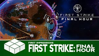First Strike: Final Hour | PC Gameplay & First Impressions