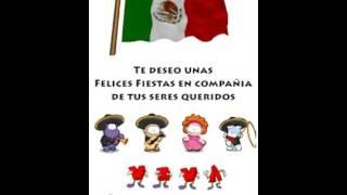 ¡Viva México! - Felices Fiestas Patrias......