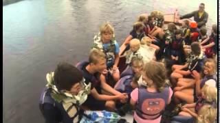 WAC Water adventure camp Cnossen Leekstermeer