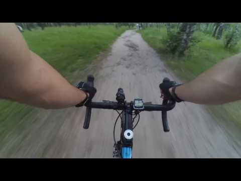 Forest Light Cyclocross Ride. Cube Cross Race 2014