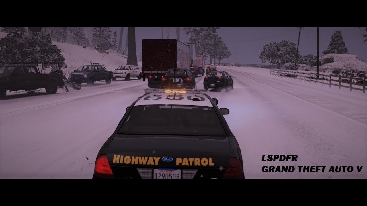 how to install LSPDFR for singe player tutorial (Update 2019)
