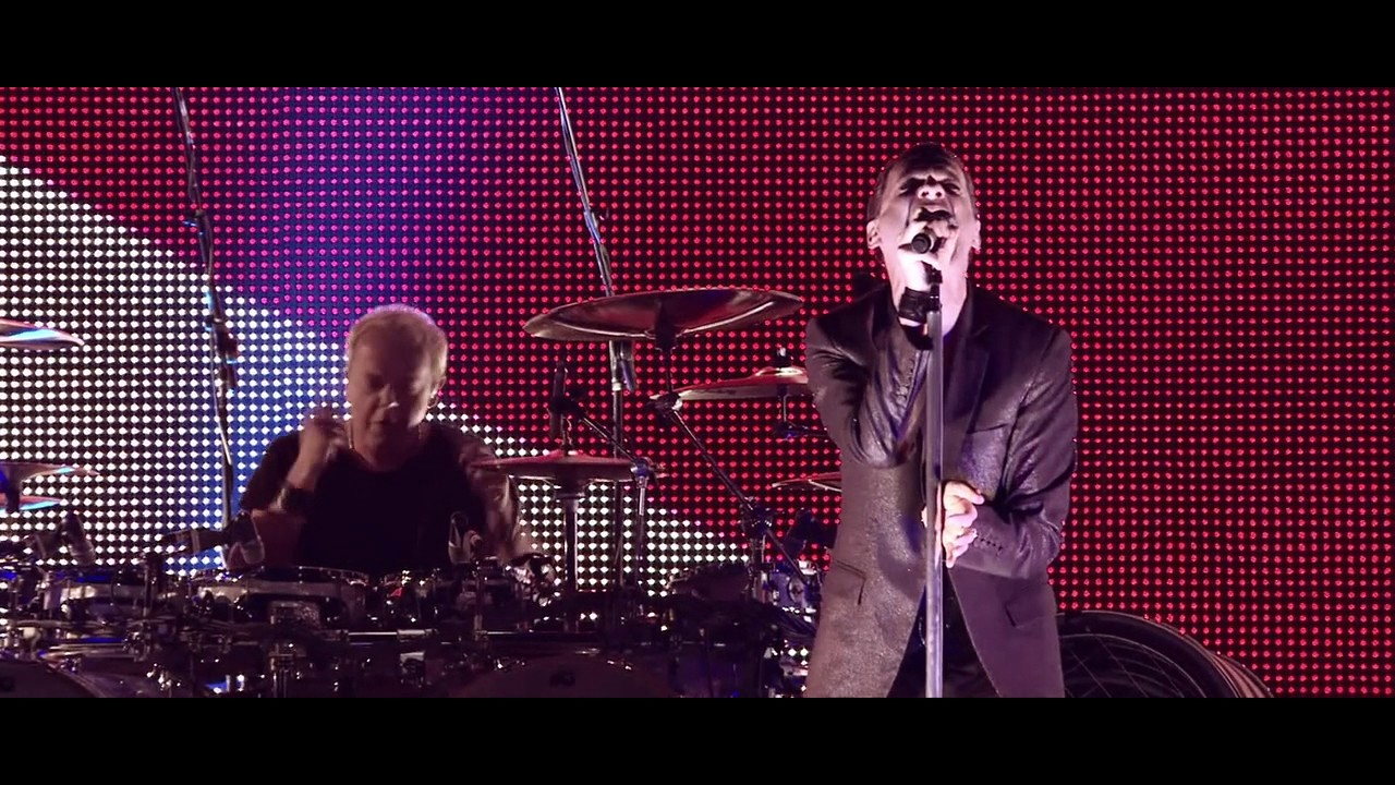 Depeche mode tour of the universe live in barcelona youtube - Depeche mode in your room live 2017 ...