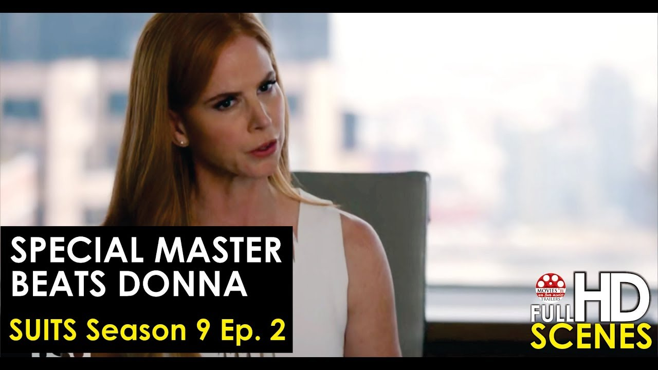 Download Suits Season 9 Ep. 2: Special Master beats Donna Scene Full HD