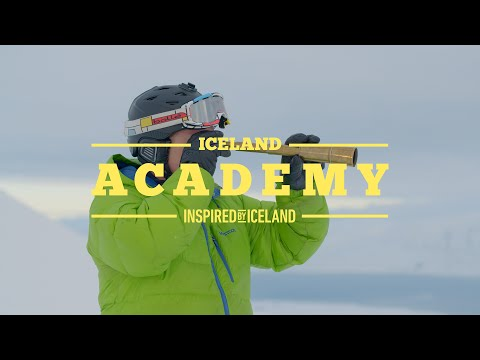 Iceland Academy | A Guide to winter sports in Iceland