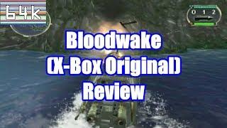 Bloodwake (X-Box Original) Review