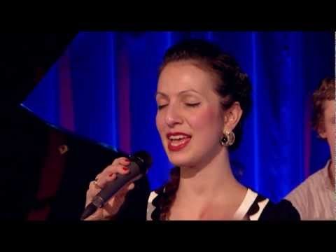 Marie Séférian Quartett live 2012 | Jazz | 55 Arts Club Berlin
