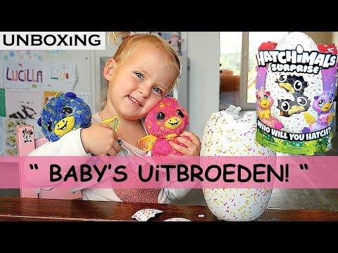 HATCHiMALS SURPRiSE TWEELiNG BABY'S | Lucilla Bellinga Vlog #44