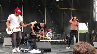 grandson - Blood // Water @ Rock on the Range (May 19, 2018)