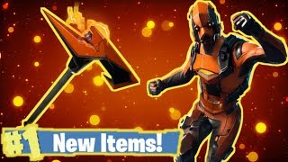New Vertex Skin & Pickaxe, Glider! Fortnite Live Stream!