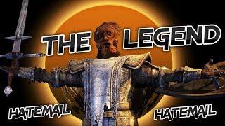 Dark Souls Remastered: Giant Dad (W/Hatemail)