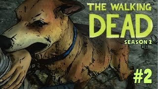 WASSUP DOG? - The Walking Dead: Season 2 Episode 1 - Part 2 w/ Facecam