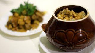 Мясо в горшочках по-китайски