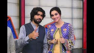Too hen sadi zindgi da manr mahi by zeeshan khan on gnn TV