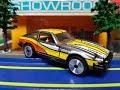 Matchbox Superfast Lasers Datsun Turbo 280ZX & Police car