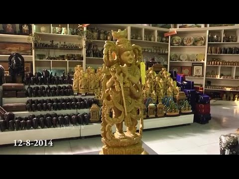 Exclusive Collection At Lepakshi Exhibition Youtube