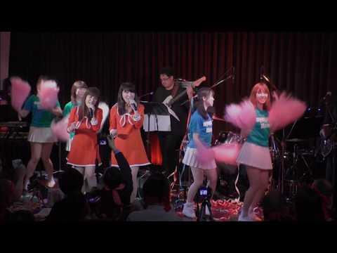 アラカンアイドル myunとyayo~ 「狼なんか怖くない / ハロー・グッバイ」公式ライブ VOL.10 ラドンナ原宿にて