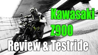 Kawasaki Z900 Review & Testride (2017)