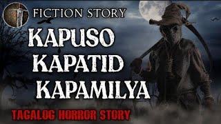 KAPUSO, KAPATID, KAPAMILYA | TAGALOG HORROR STORY | DRAVEN BLACK FICTION