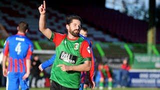 100 Goals for Glentoran | Curtis Allen