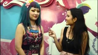 SugarPill Cosmetics IMATS LA 2011 Exclusive Interview with Amy (aka Shrinkle), Thumbnail