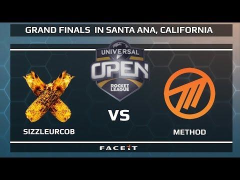 SizzleUrCob vs Method - LB FINAL - Universal Open Rocket League Grand Finals