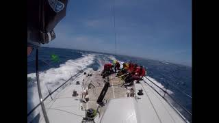 Sydney to Hobart 2017 onboard Envy Scooters TP52