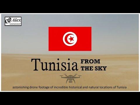 Tunisia From The Sky