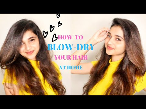 how-to-blow-dry-your-hair-straight-at-home!-(step-by-step)|-diy-|-shruti-amin
