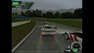 Lets Play Sports Car GT #21 - GT1: Mosport Park