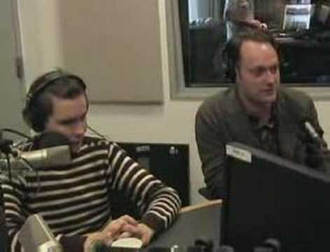 Sigur Ros on NPR's Bryant Park Project