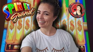 Spin it Grand Slot Machine | Retriggers Galore