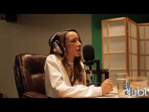 Tinashe Interview - Favourite Pizza, 2On, Aaliyah comparison, RCA taking ages to release single