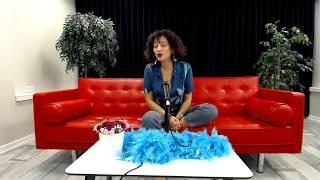 Melike Şahin İlk YouTube Canlı Yayını Video