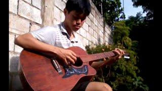 Đời tôi cô đơn - Người yêu cô đơn, guitar solo fingerstyle