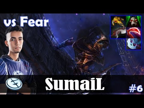 SumaiL - Phantom Assassin MID | vs Fear (Rubick) | Dota 2 Pro MMR Gameplay #6 thumbnail