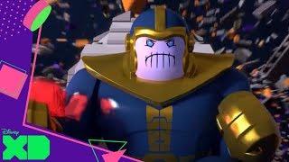 Guardianes de la galaxia: La amenaza de Thanos - El BLT | Disney XD Oficial