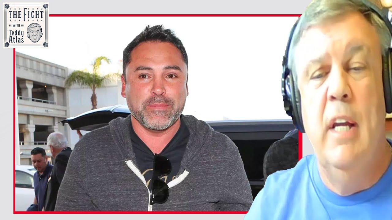 """""""Oscar De La Hoya is Unraveling"""" Teddy Atlas Reacts to Canelo Lawsuit against Golden Boy, DAZN"""