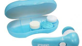 Денис TV- обзор Naomi Dead Sea Cosmetics/Набор для очищения и массажа кожи лица. - Видео от Денис TV