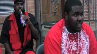 West Coast Biz/ 7 BLOODS from Tennessee get Punked by one L.A. Crip (part 1)