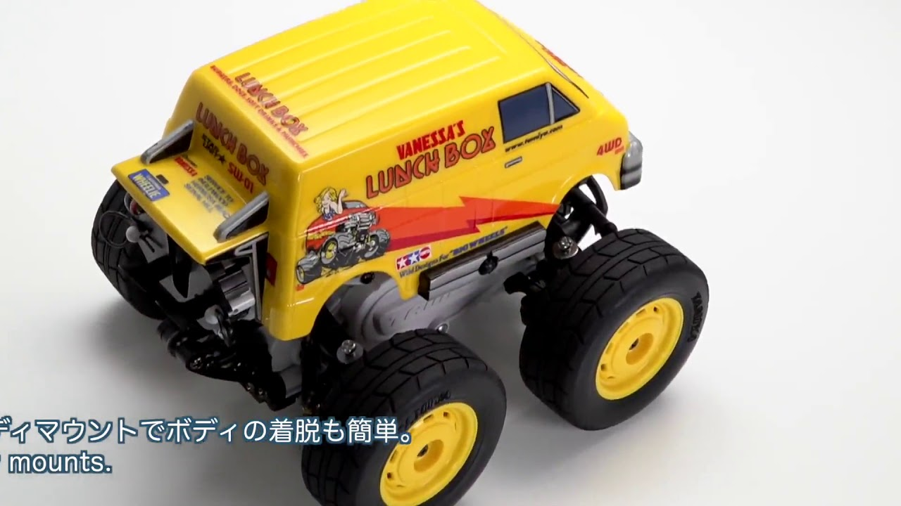 TAMIYA 1:24 RC Lunch Box Mini (SW-01)