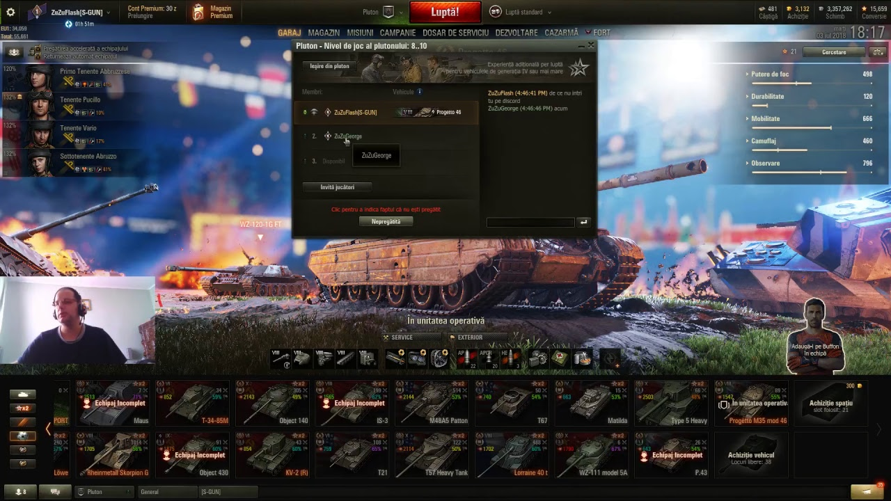 i-post nu » World of Tanks Statistic and Performance Analyzer