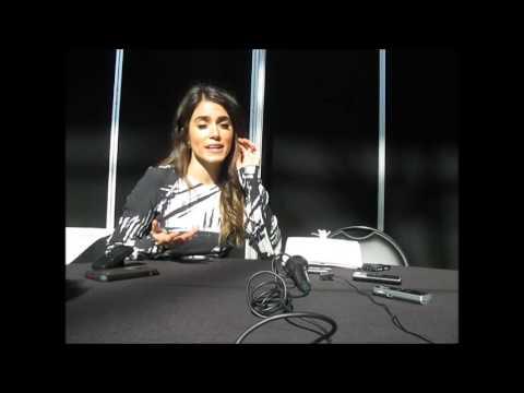 Sleepy Hollow: Press Room Interview w/Nikki Reed, NYCC