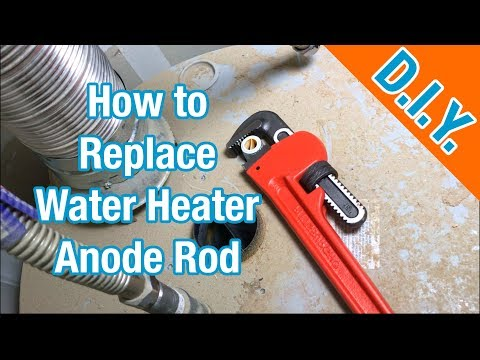 How To Replace Water Heater Anode (Step By Step)