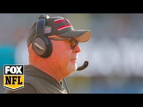 Bruce Arians tells Jay Glazer about the moment he knew Tom Brady would be a Buccaneer | FOX NFL