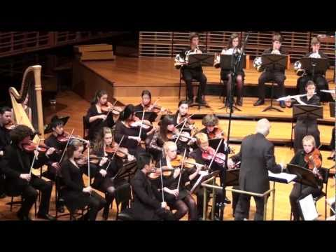 Sibelius Symphony 1 - Movement 2 - SYO Philharmonic - Sydney Youth Orchestra